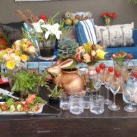 Decorative Coffee Table Food