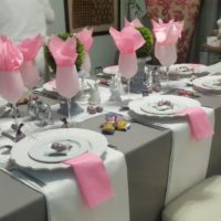 Funtion Pink Table